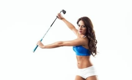 Holly Sonders Cover: Coming to Golf Digest!