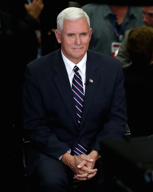 Pence Gay Conversion