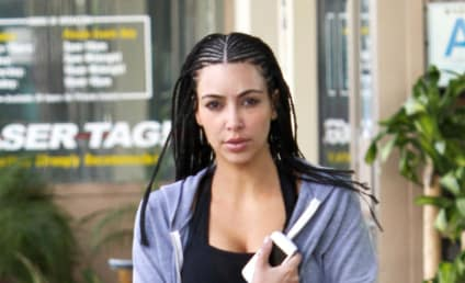 Kim Kardashian with Kornrows: Awful or Awesome?