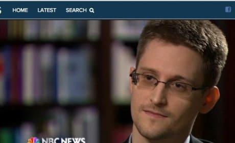 Edward Snowden Brian Williams Interview