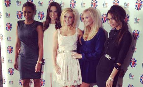 Spice Girls Photo
