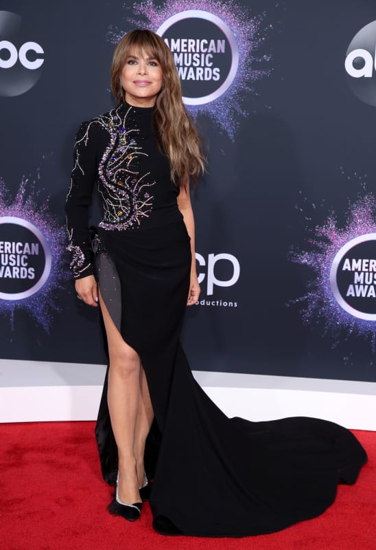 Paula abdul at 2019 amas