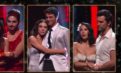 Dancing with the Stars Recap: The Most Shocking Elimination EVER!