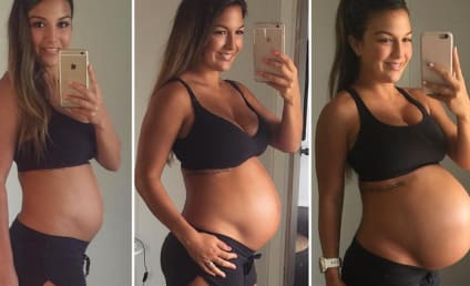 Revie Jane Schulz, Instagram Fitness Model, Shamed For MASSIVE Baby Bump