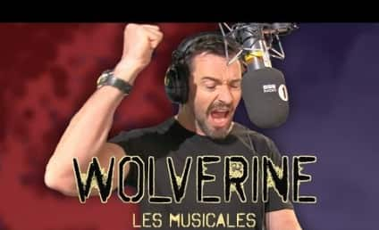 Hugh Jackman Sings Wolverine: The Musical!
