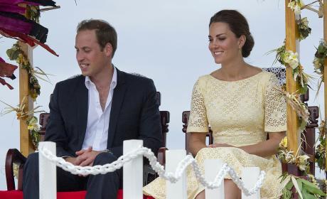 Duke and Duchess Photo