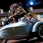 Hagrid and Harry