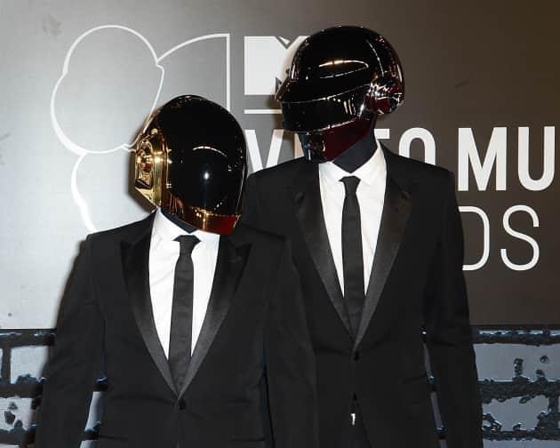 Daft Punk at the VMAs