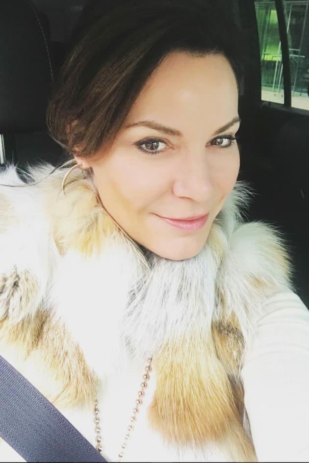 Luann de Lesseps: A Selfie