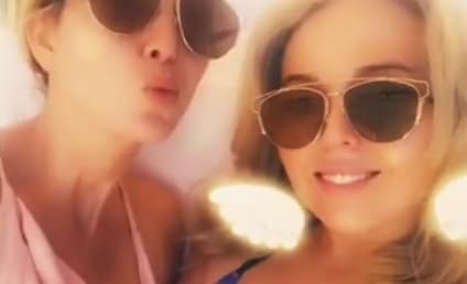 "Tiffany Trump & Ivanka Trump Say ""Merry Christmas"" in Bikini Video!"