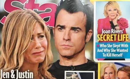 Jennifer Aniston vs. Justin Theroux: It's War!