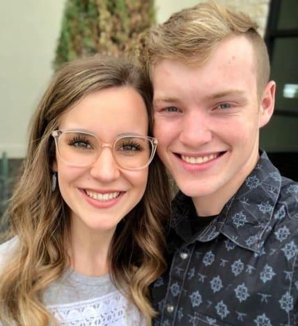 Claire Spivey y Justin