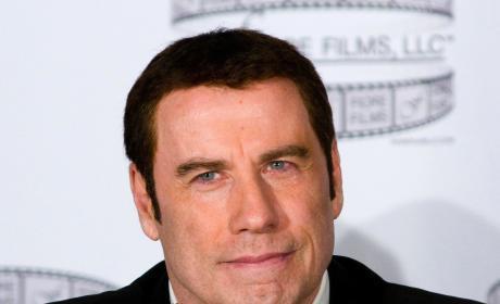 John Travolta Press Conference