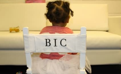 Beyonce Posts New Blue Ivy Photo, Still Mum on Pregnancy