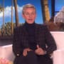 Ellen DeGeneres in Mourning