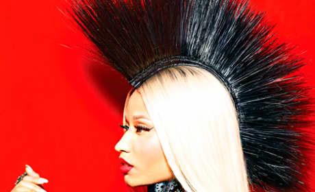 Nicki Minaj in Marie Claire