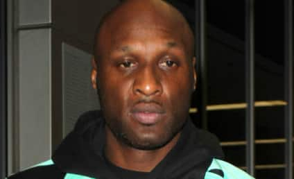 Lamar Odom Slammed the Kardashians in Suicide Note?