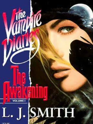 Vampire Diaries Book