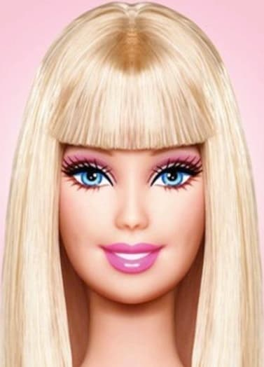 Barbie With Makeup