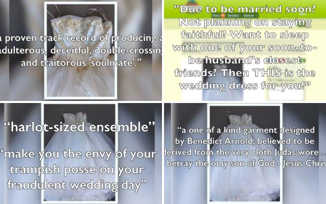 Bitter used wedding dress ad 7 classic digs proven track record