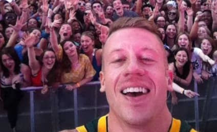 Macklemore Photobombs Concert Crowd, Grumpy Cat, Everything!