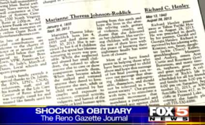 Brutal Obituary SLAMS Deceased Mom For Alleged Child Abuse, Neglect
