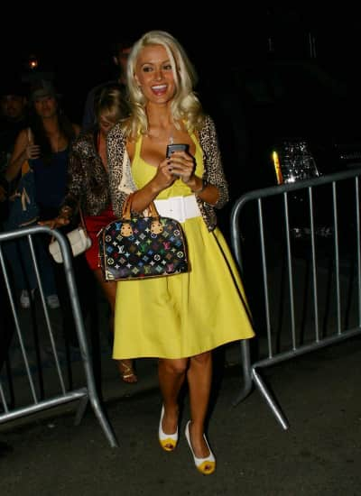 Holly in Yellow