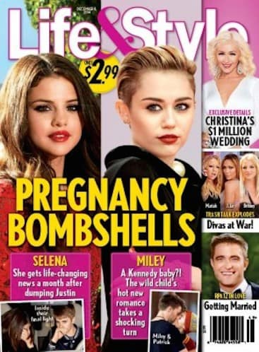Selena gomez y miley cyrus cum shot