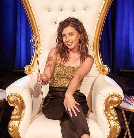 Katie Takes the Throne