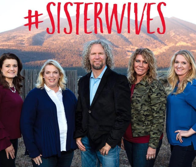 Hashtag sister wives