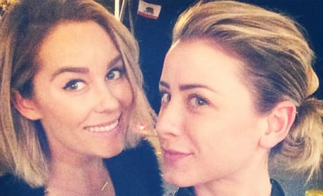 Lauren Conrad, Lo Bosworth Picture