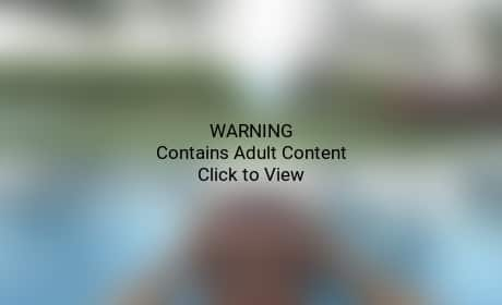 Kyle Richards Topless