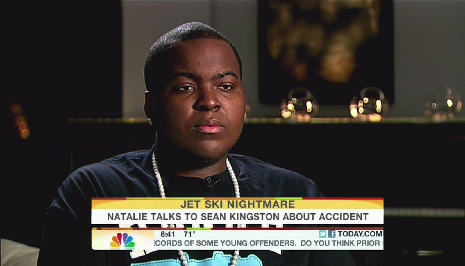 Police Cite Inexperience, Ignorance of Sean Kingston in Jet Skiing