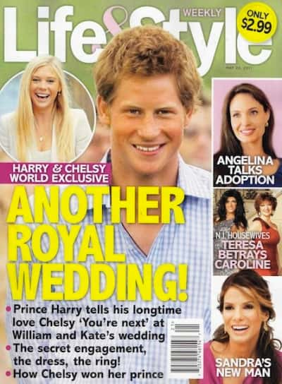 Another Royal Wedding?