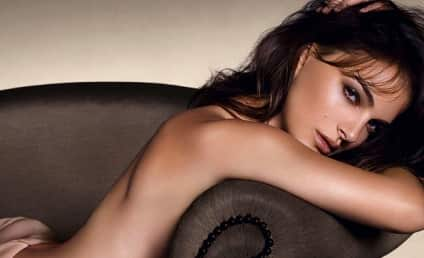 Natalie Portman: Nude For Dior!