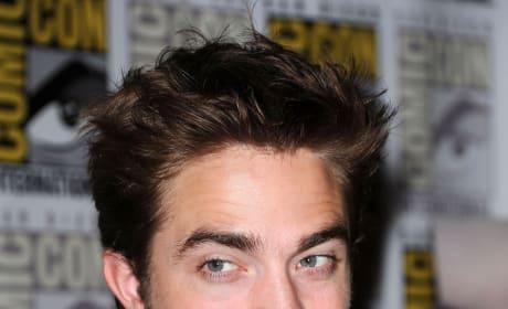 Robert Pattinson Comic-Con