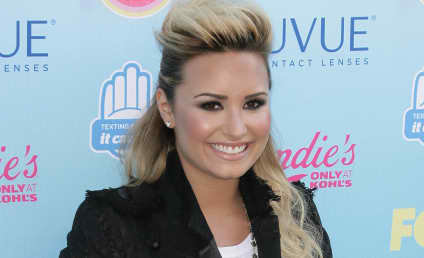Demi Lovato Nude Photos to Hit the Internet?