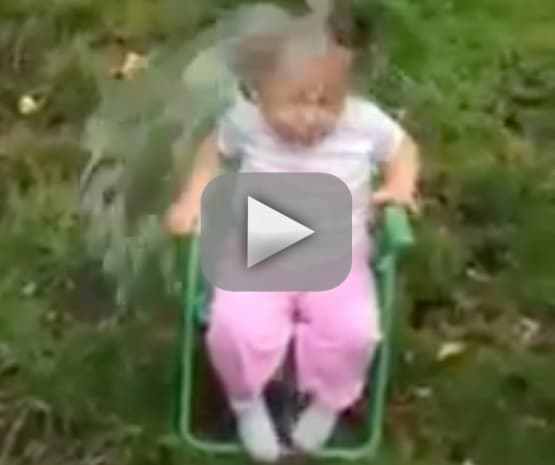 Little Kid Swears After Ice Bucket Challenge