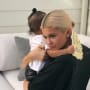 Kylie Jenner and Her Stormi