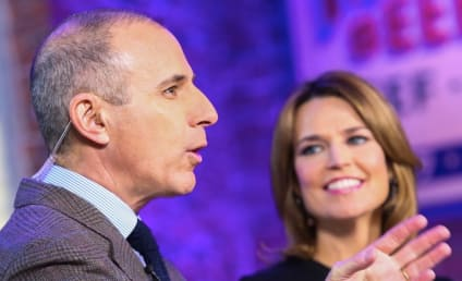Matt Lauer: On Vacation, In Trouble?