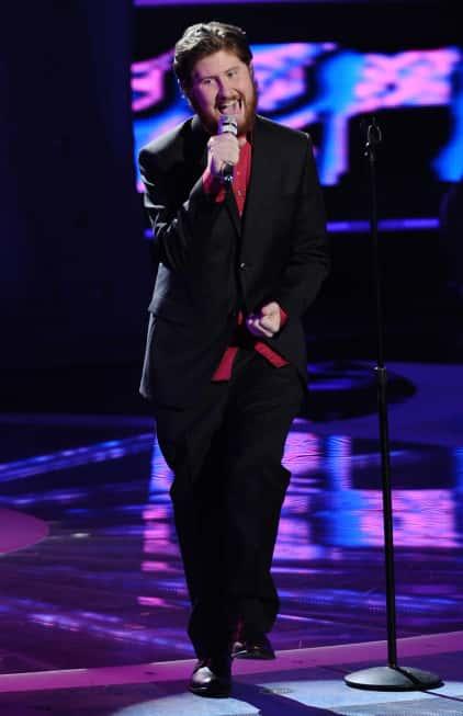 Casey Abrams on Motown Week