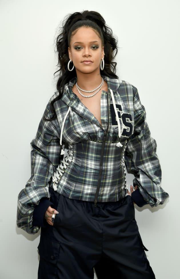 Rihanna Chills