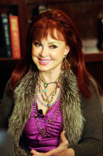 Naomi Judd Looking Healthy Picture