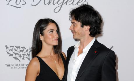 Ian Somerhalder and Nikki Reed: It's Baby-Making Time!
