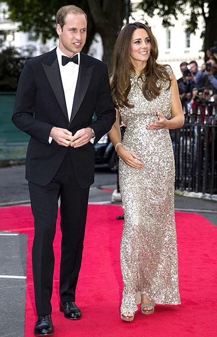Catherine and William Photo