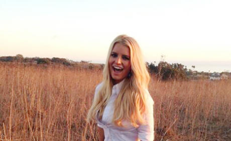 Jessica Simpson Post-Baby Body Photo