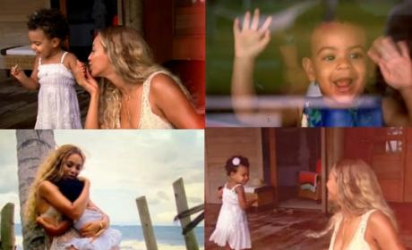"Beyonce - ""Blue"" (Music Video)"