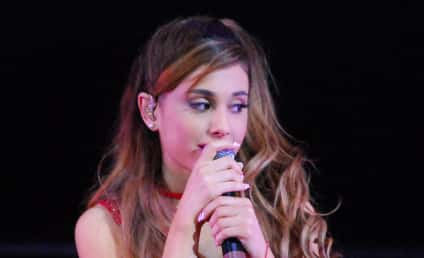 Ariana Grande-Perez Hilton Feud: Blogger Claims Singer's Fans Threatening His Kid