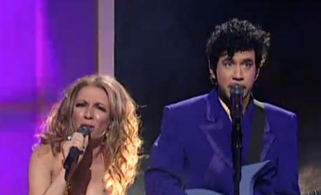 The Prince Show… with Beyonce!