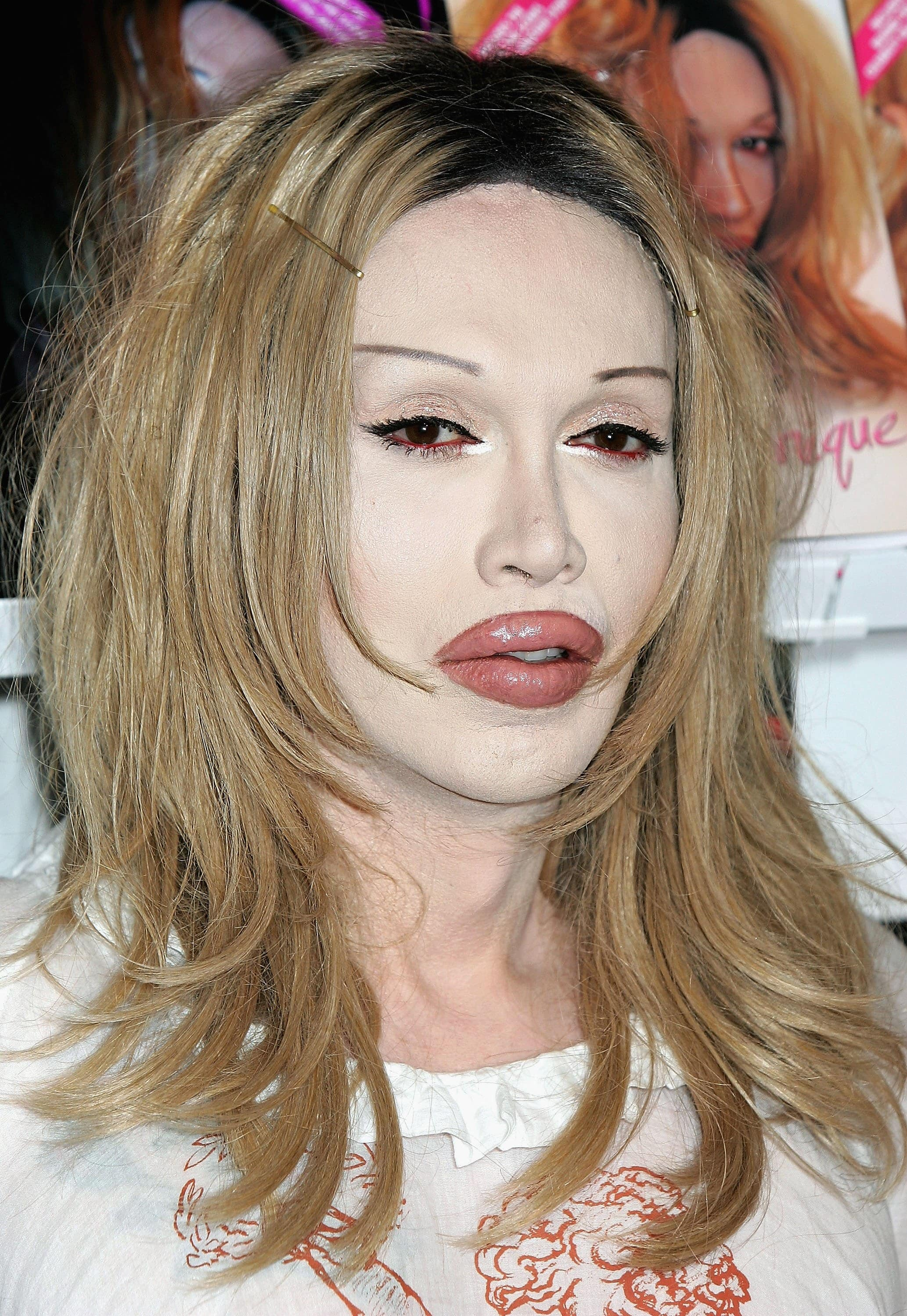 Pete Burns 2006